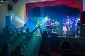 Mackó Alsó Mackó Felső zenekar klubkoncert
